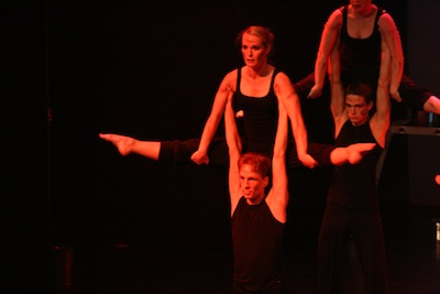 Outfaced Dance Company